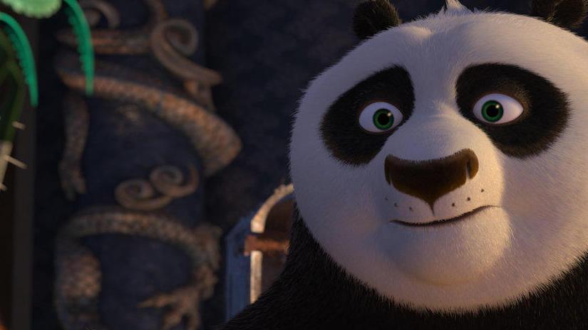 Immagine tratta da I mitici segreti di Kung Fu Panda