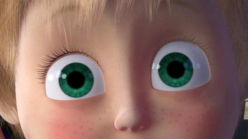 Immagine tratta da I racconti di paura di Masha