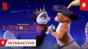 Il gatto con gli stivali - Intrappolato in una storia epica