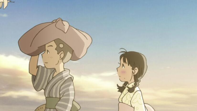 In This Corner Of The World Stream