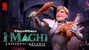 I Maghi: I racconti di Arcadia