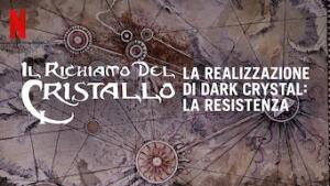 Il richiamo del cristallo - La realizzazione di Dark Crystal: La resistenza