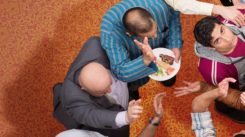 Immagine tratta da Il matrimonio di Ali