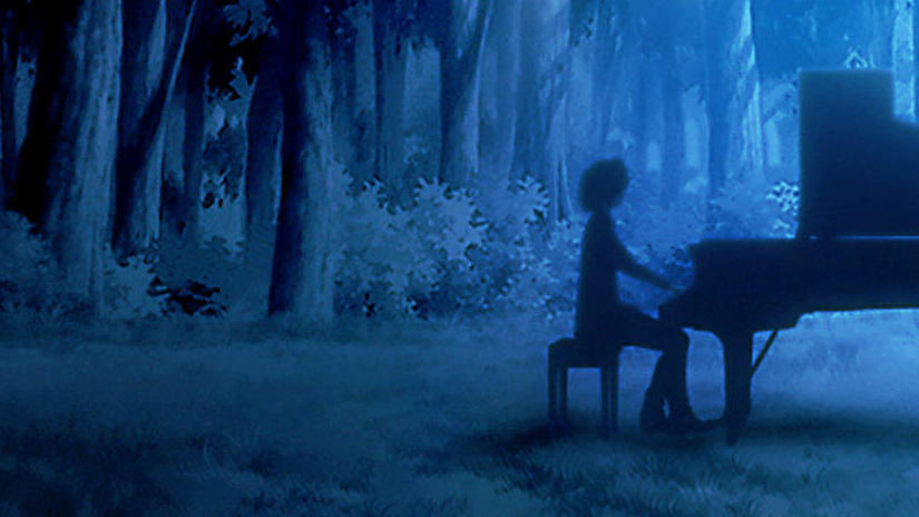 Picture from Forest of Piano