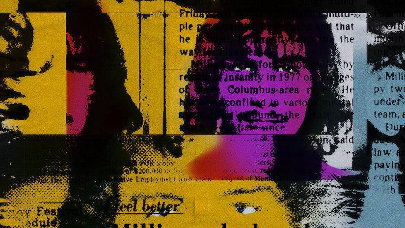 Immagine tratta da I 24 volti di Billy Milligan