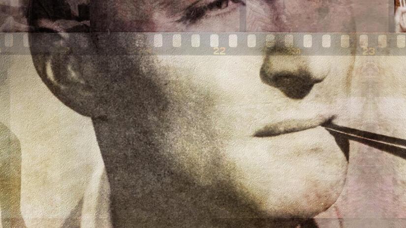 Immagine tratta da It Takes a Lunatic - La vita e l'opera di Wynn Handman