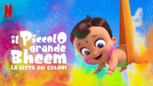 Il piccolo grande Bheem: La festa dei colori