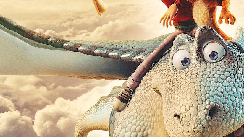 Immagine tratta da Il drago argentato