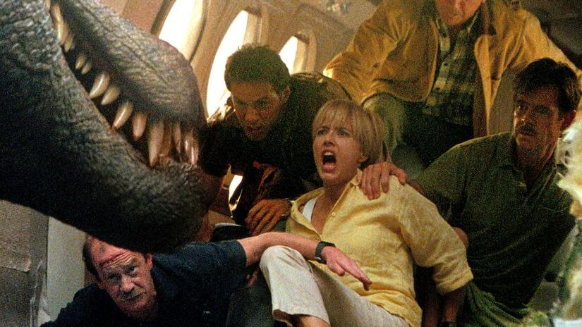 Picture from Jurassic Park III