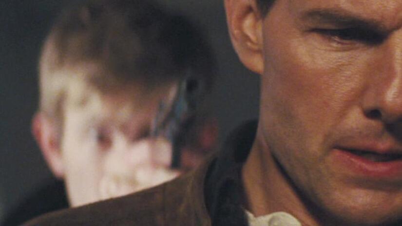 Immagine tratta da Jack Reacher - La prova decisiva