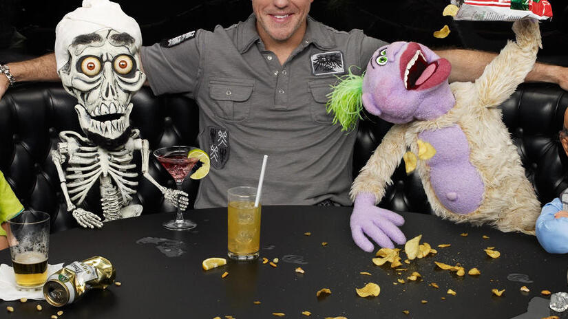 Picture from Jeff Dunham: Minding the Monsters