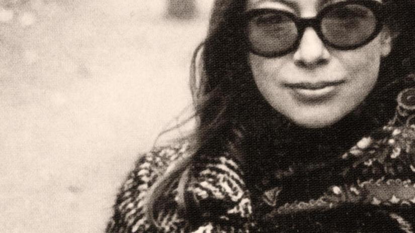 Immagine tratta da Joan Didion: il centro non reggerà