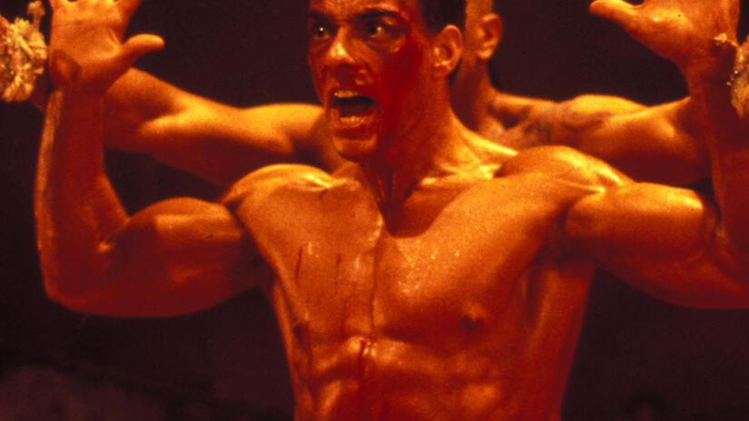 Immagine tratta da Kickboxer - Il nuovo guerriero