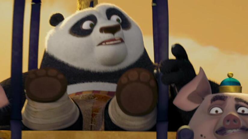 Immagine tratta da Kung Fu Panda