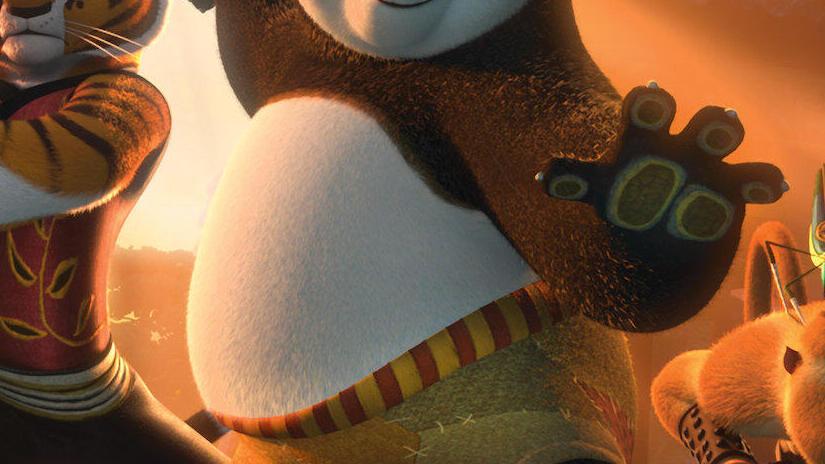 Immagine tratta da Kung Fu Panda 2
