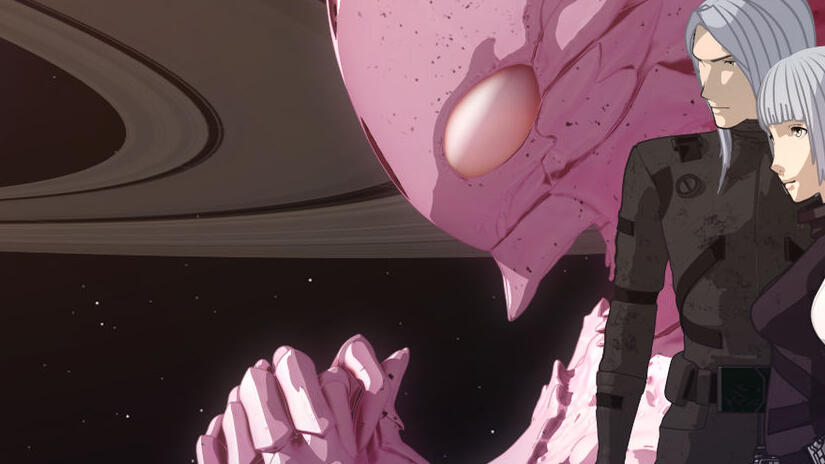 Picture from Knights of Sidonia