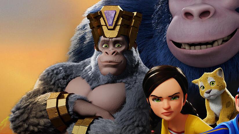 Immagine tratta da Kong: Re dei primati