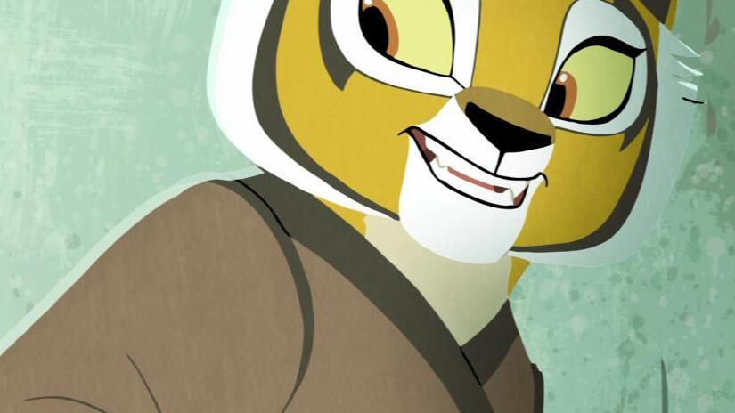 Immagine tratta da Kung Fu Panda - I segreti della pergamena