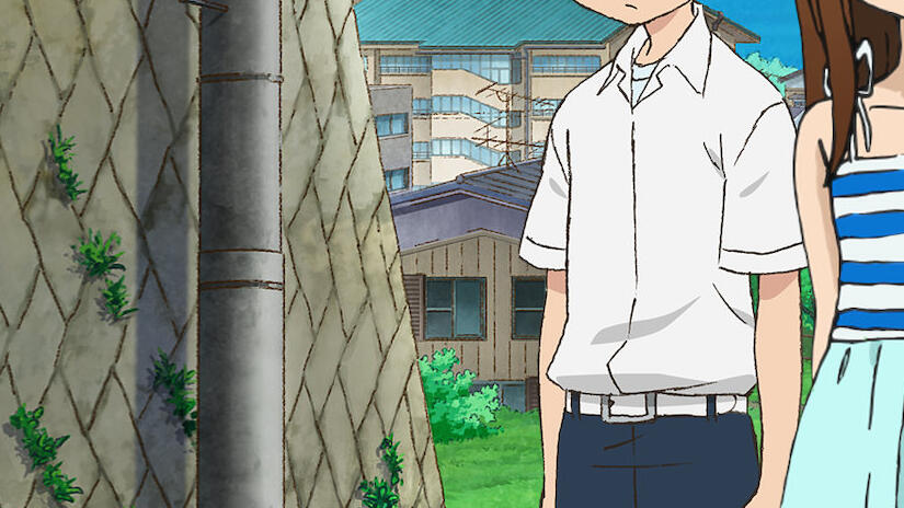 Picture from Teasing Master Takagi-san