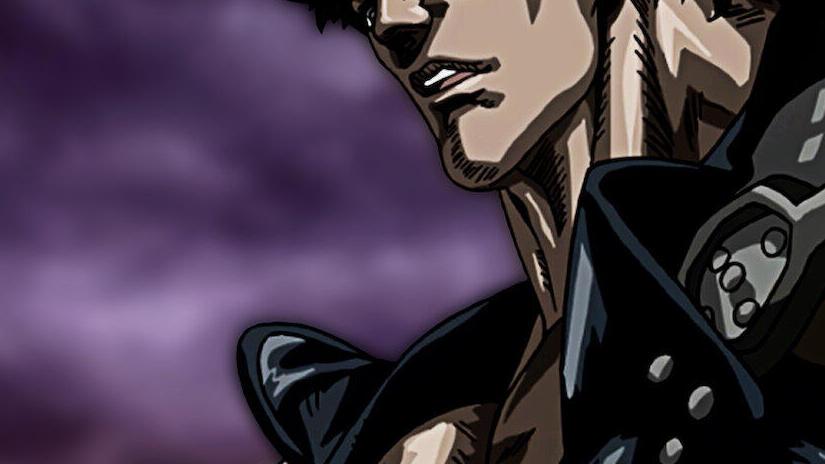 Immagine tratta da Ken il Guerriero - La Leggenda di Hokuto