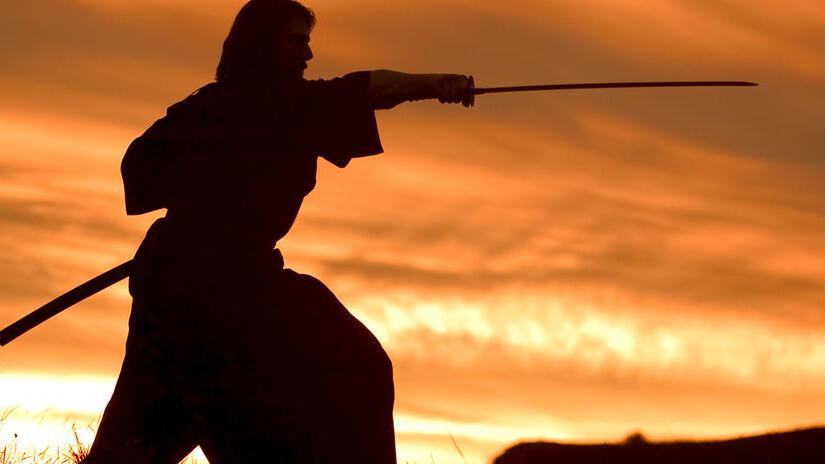 Immagine tratta da L'ultimo samurai