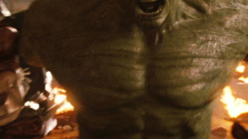 Immagine tratta da L'Incredibile Hulk