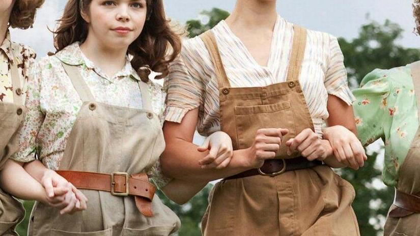 Immagine tratta da Land Girls