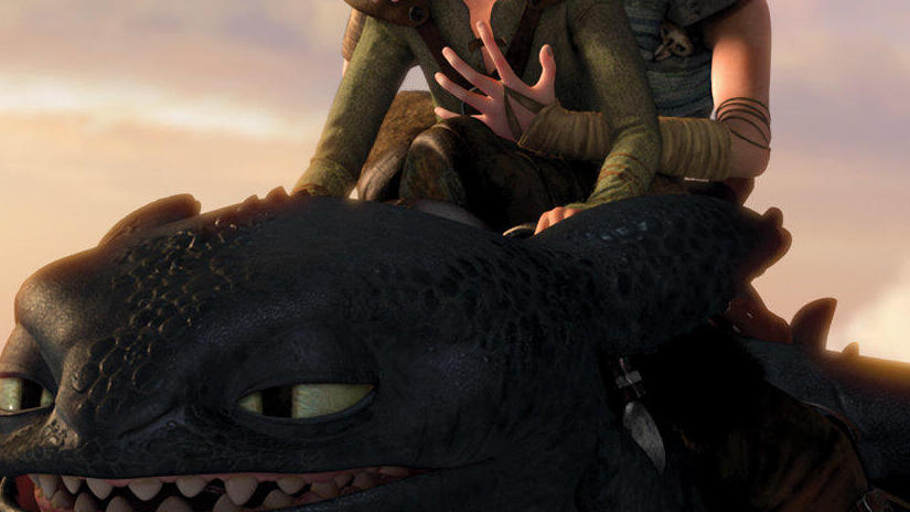 Picture from DreamWorks How to Train Your Dragon Legends