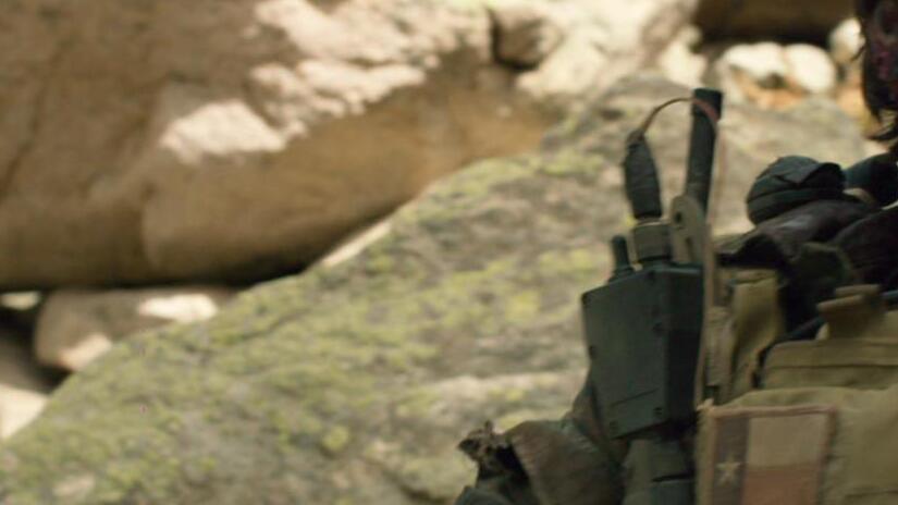 Immagine tratta da Lone Survivor