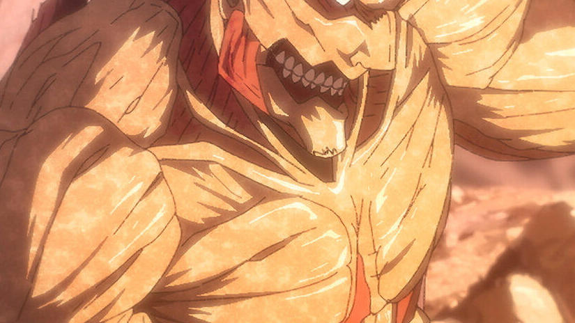 Picture from Attack on Titan