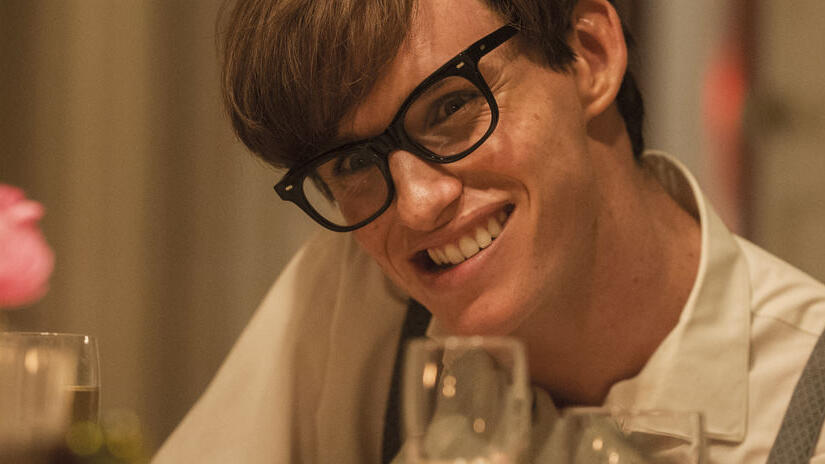Picture from The Theory of Everything