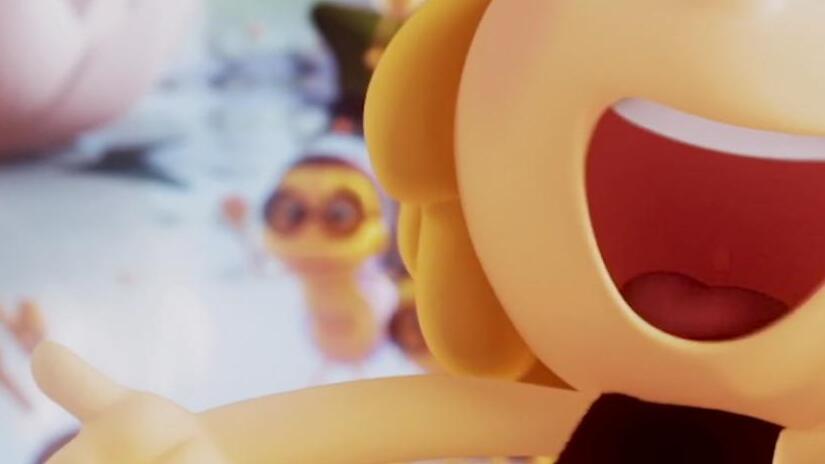 Immagine tratta da L'ape Maia - Il film
