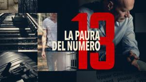 La paura del numero 13