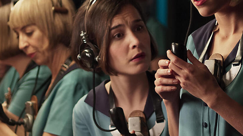 Picture from Cable Girls