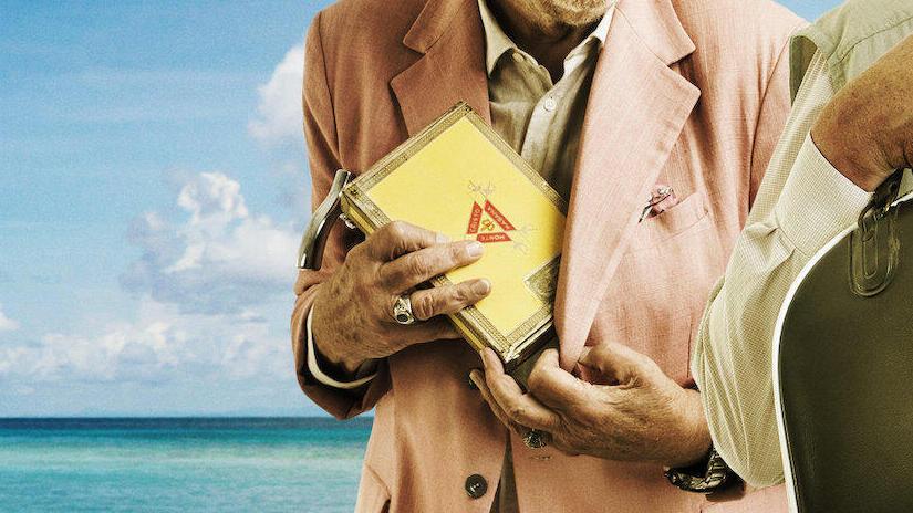 Immagine tratta da L'uomo di 101 anni che non pagò il conto e scomparve