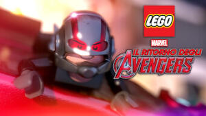 LEGO Marvel Super Heroes: Il ritorno degli Avengers