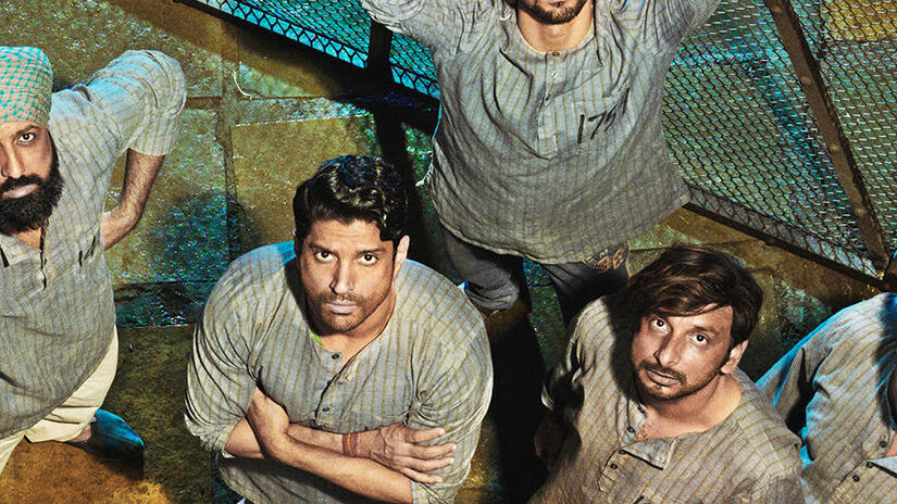 Immagine tratta da Lucknow Central
