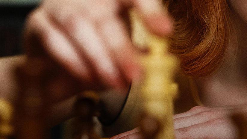 Immagine tratta da La regina degli scacchi