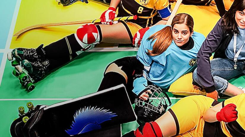 Immagine tratta da Le ragazze dell'hockey