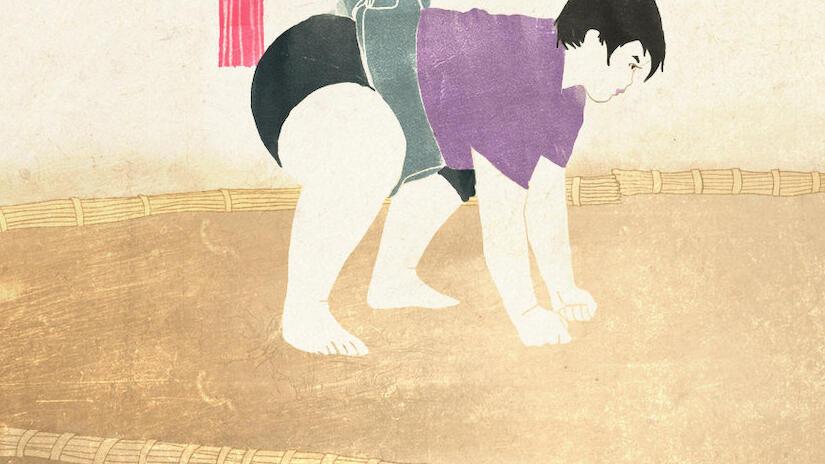 Immagine tratta da Little Miss Sumo
