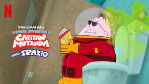 Le epiche avventure di Capitan Mutanda nello spazio