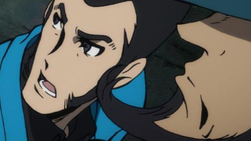 Immagine tratta da Lupin III: La tomba di Jigen Daisuke