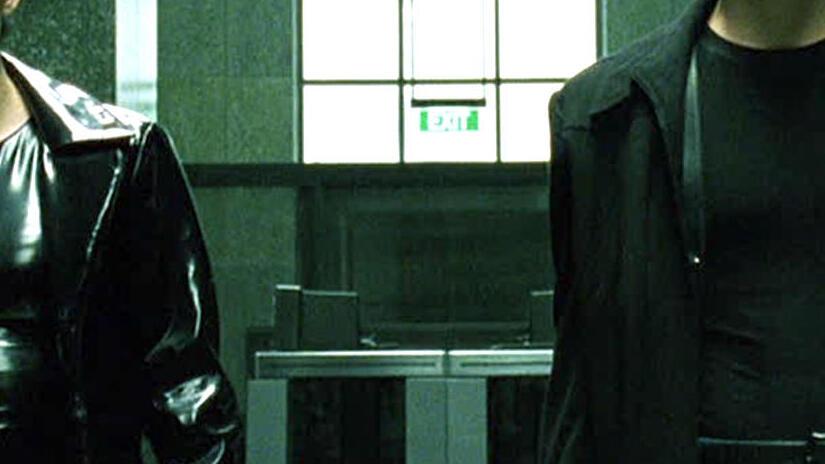 Immagine tratta da Matrix