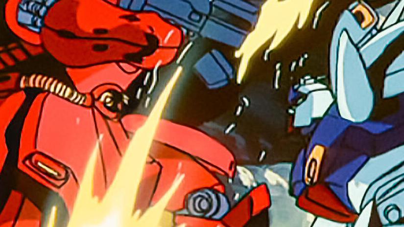 Immagine tratta da Mobile Suit Gundam - Il Contrattacco Di Char