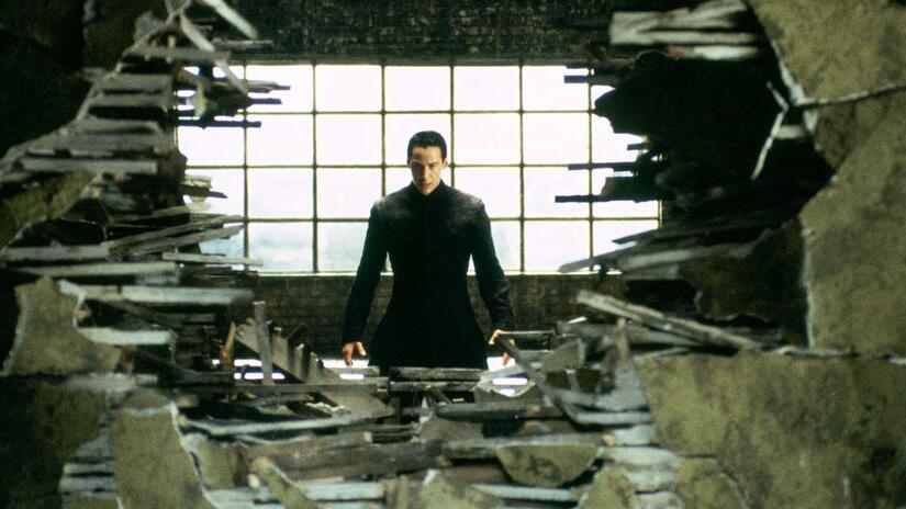 Immagine tratta da Matrix Revolutions
