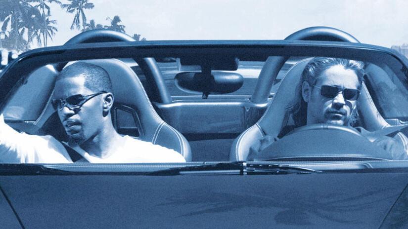 Immagine tratta da Miami Vice