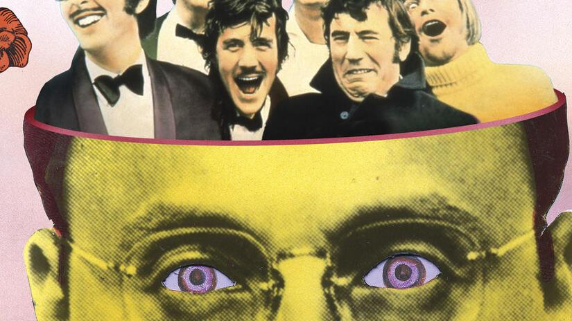 Immagine tratta da Monty Python's Flying Circus