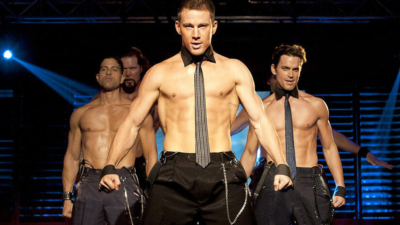 Immagine tratta da Magic Mike