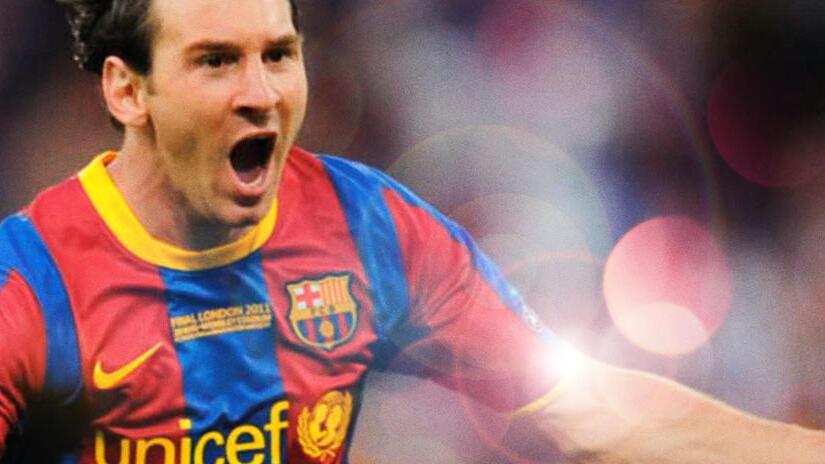 Immagine tratta da Messi - Storia di un campione