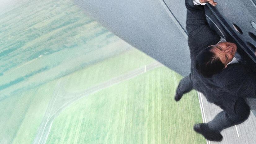 Immagine tratta da Mission: Impossible - Rogue Nation